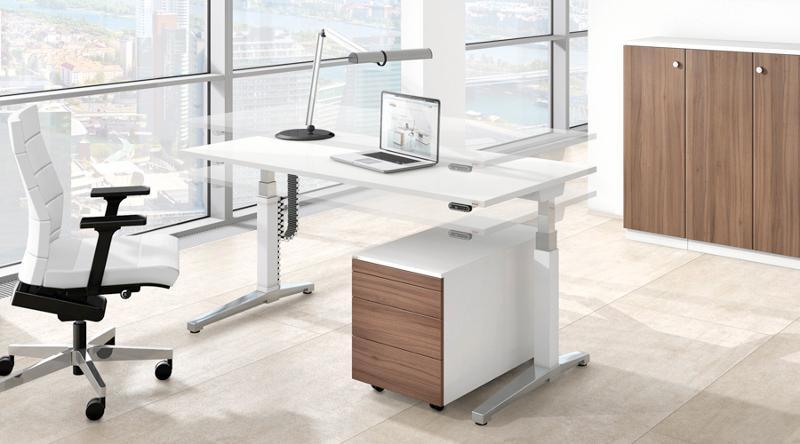Canvaro Steh-Sitz-Tische - null