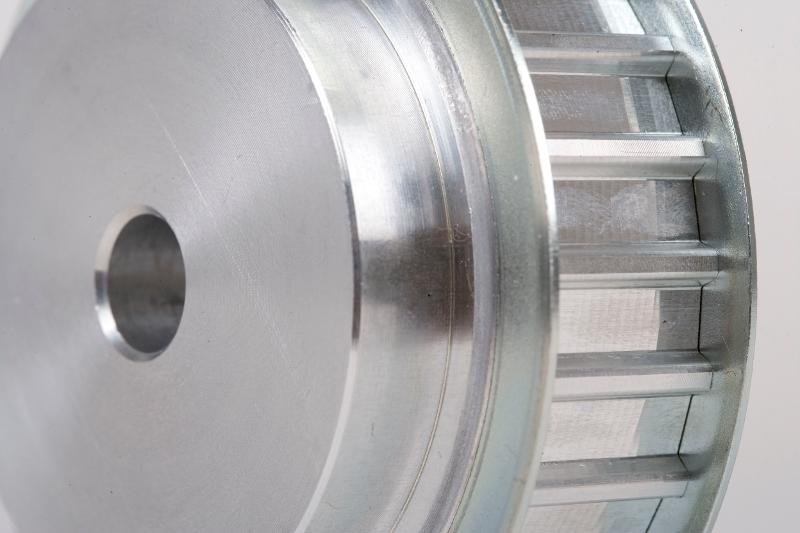 Synchronising pulleys HTD taper lock - null