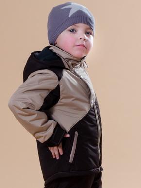 Куртка из мембранной ткани на мальчика