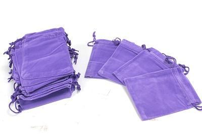 Quality Velvet Pouches - Wholesale Quality Velvet Pouches 25x
