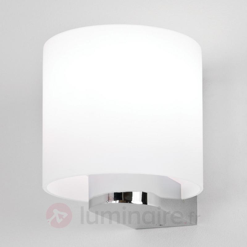 Applique intemporelle SIENA ROUND - Appliques chromées/nickel/inox
