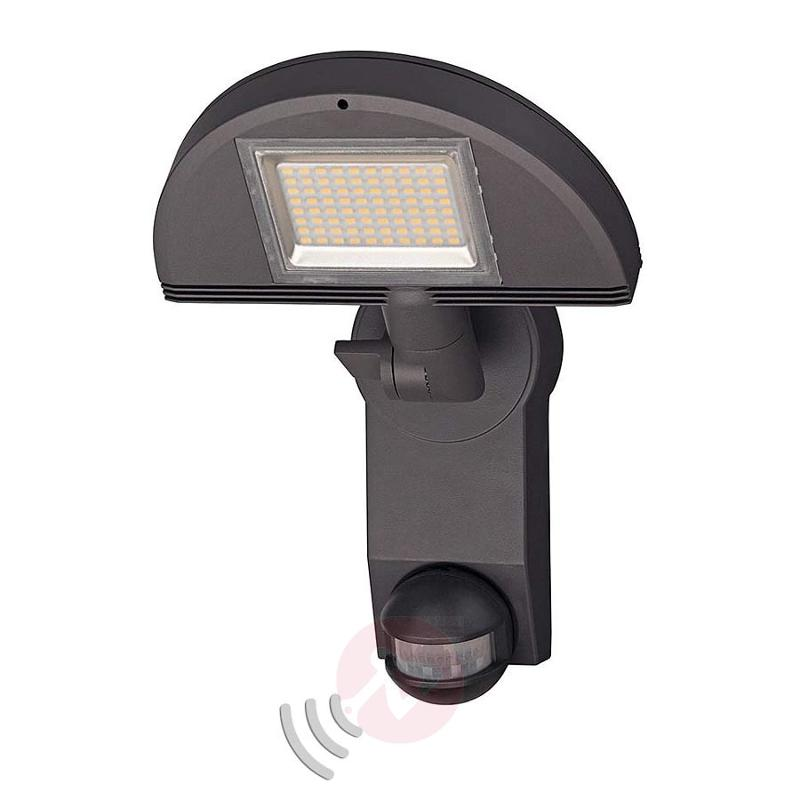 Premium City LH 8005 LED ext. wall light with MD - outdoor-led-lights