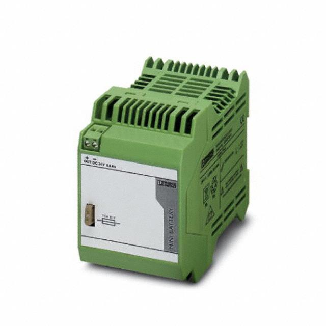 RECHARGEABLE BATT MODULE 24VDC - Phoenix Contact 2866666