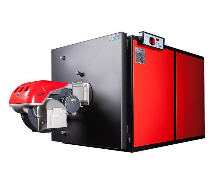 твердотопливные, газовые и паровые котлы - Системы центрального отопления