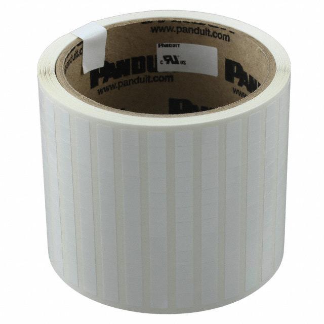 WIRE MARKER ADH - Panduit Corp C025X025YJT