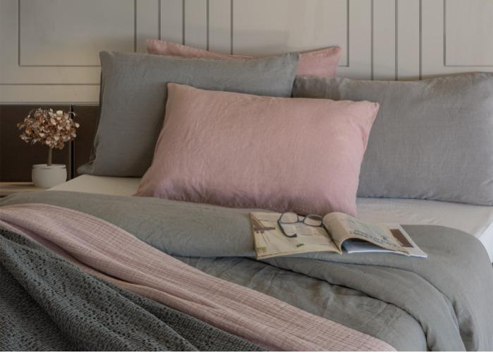 Duvet covers, fitted sheets and pillow cases - 100 % hemp duvet covers, fitted sheets, pillow cases