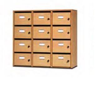 Meuble courrier ARIANA