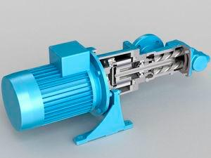 Low pressure pumps - null
