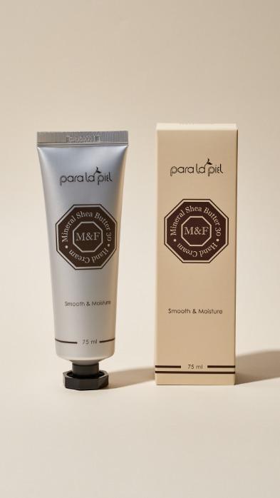 Paralapiel M&F shea butter 30 hand cream  -