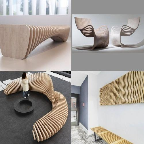 Decoration Materials - Parametric design