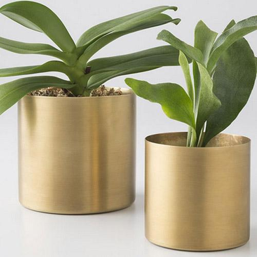 Brass Antique Pots