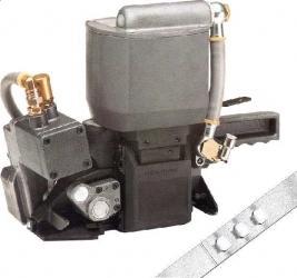 Cerclage Acier - Appareil feuillard acier pneumatique A 380