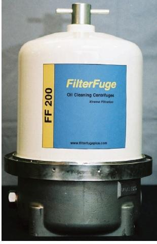 FilterFuge - Centrifuge Oil Cleaning System