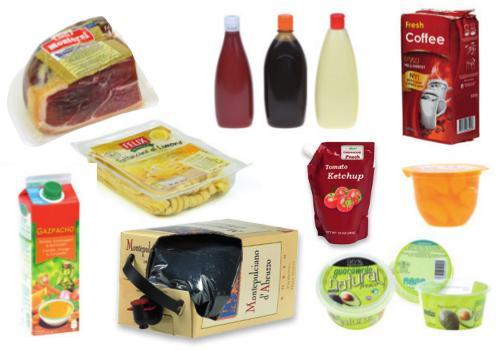 Food packaging - null