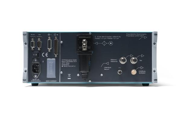 CETATEST 815 Serie - Dichtheitsprüfgeräteserie mit Differenzdrucksensor