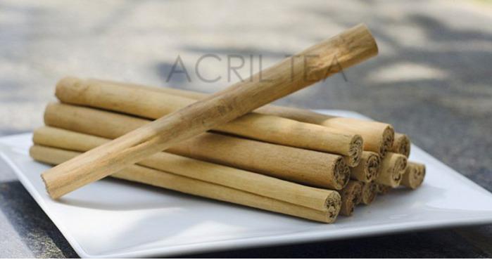 Organic C5 Special Ceylon true Cinnamon Sticks - Acril Tea -