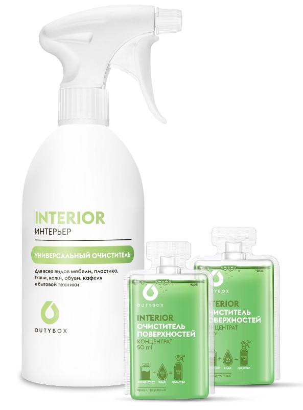 Set – Universal Cleaner For All Surfaces - null