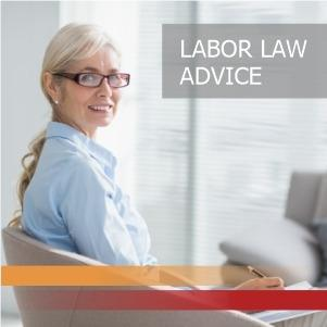 Labor law consulting  - Labor law consulting for individuals and legal entities