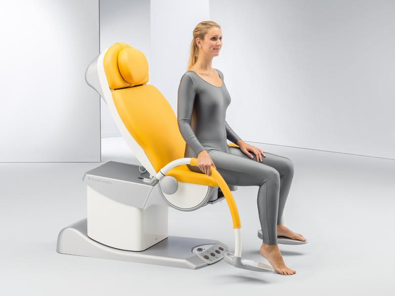 medi-matic® 115  Examination and treatment chair - for gynaecology, rectosocpy/proctology, urology/urodynamics
