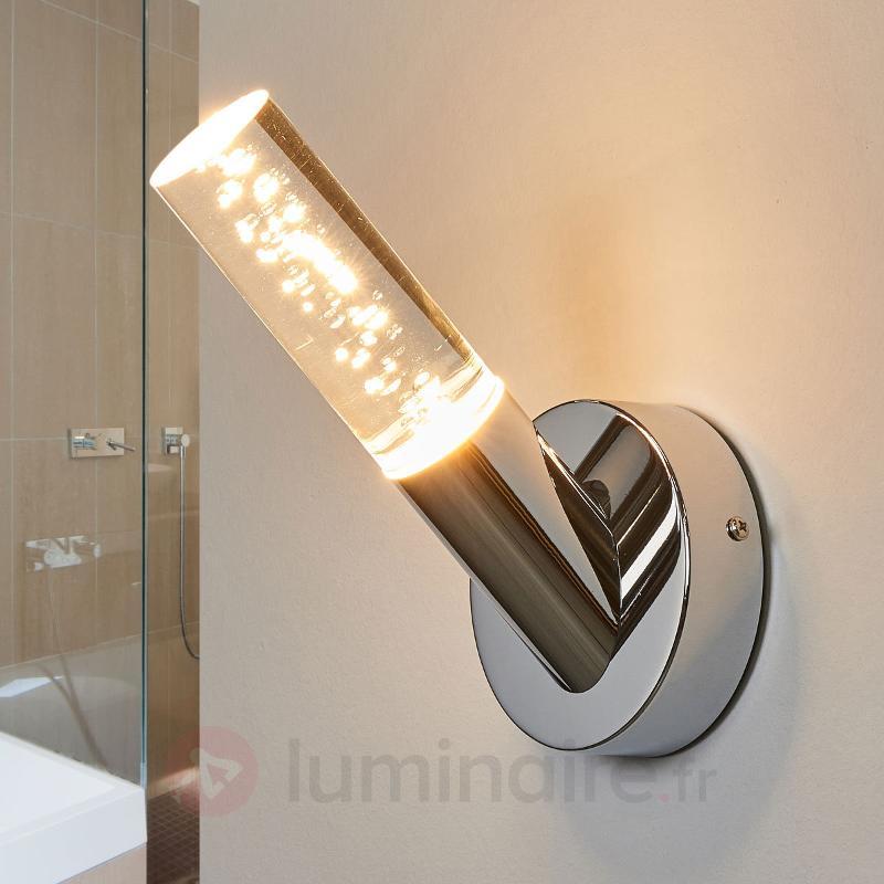 Attrayante applique LED salle de bains Duncan - Salle de bains et miroirs