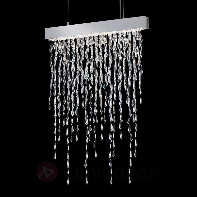 Crystalline Icicles - suspension scintillante - Suspensions en cristal