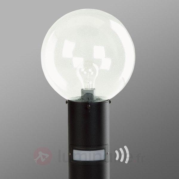 Borne lumineuse avec détecteur de mouvement - Bornes lumineuses avec détecteur