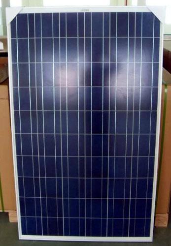 Panneau solaire de poly de 250w - énergie renouvelable