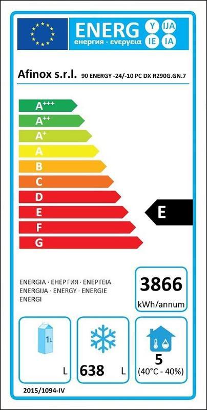 Energy gelateria 900 - null