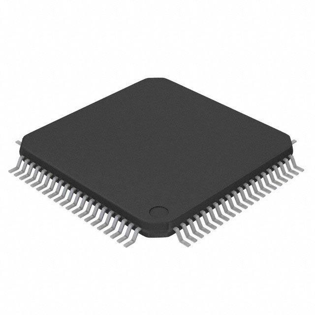 IC QUAD UART W/FIFO 80-LQFP - Texas Instruments TL16C554APN