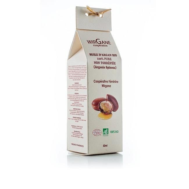 Huile d'argan Biologiques  - 50 ml
