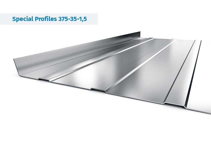 Steel Sections for Semi-Trailers and Truck Bodies - Steel profiles for truck bodywork, semi-trailers and agricultural trailers.