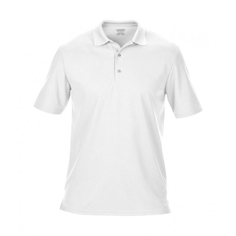 Polo doublé Performance - Hauts manches courtes
