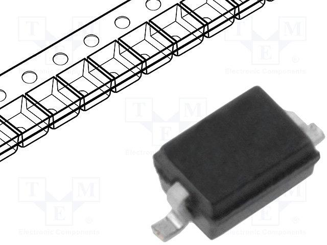INFINEON TECHNOLOGIES BB833E6327 - null