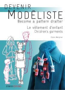 Esmod Editions - Le Vêtement d'Enfant - Livres / Gamme coloris
