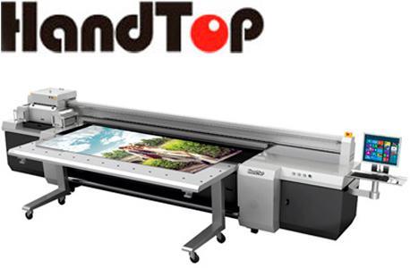 Impresoras HandTop - Híbridas, planas y Roll to Roll