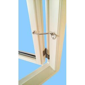 WOODEN SCANDINAVIAN PROFILE WINDOWS - Wooden windows