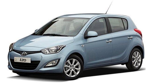 Hyundai i20 - 1200cc - 5 Autotüren