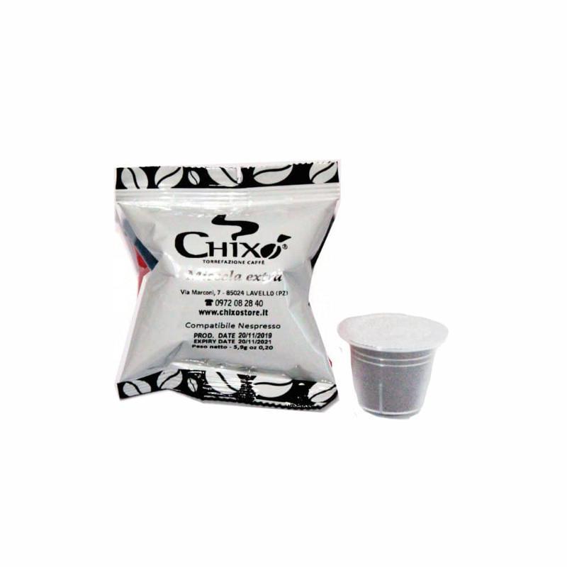 "Capsule Compatibili Nespresso Miscela Extra 100 capsule Spedizione Standard - Compatibili ""Nespresso"""
