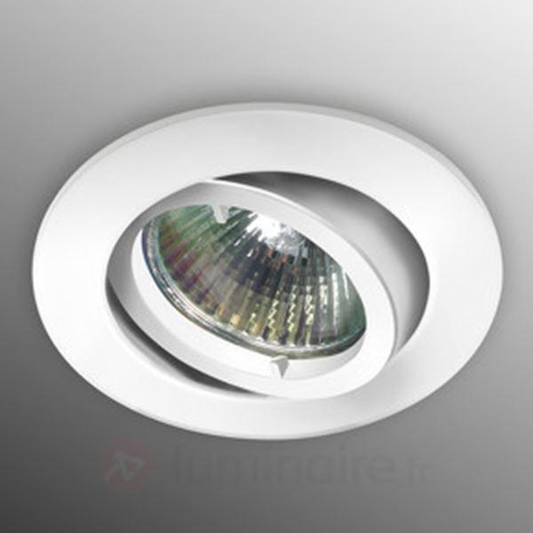 """SPOT ENCASTRE LED """"APOLLO"""" 4,8W 827 BLANC - Intérieur standard"""
