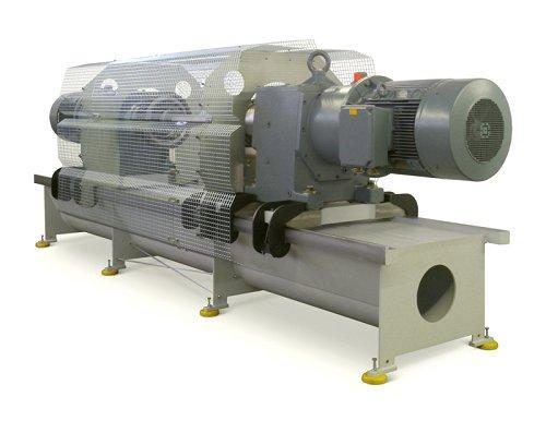 Base for high torque experiments - Modular system for high torque experiments in the lab
