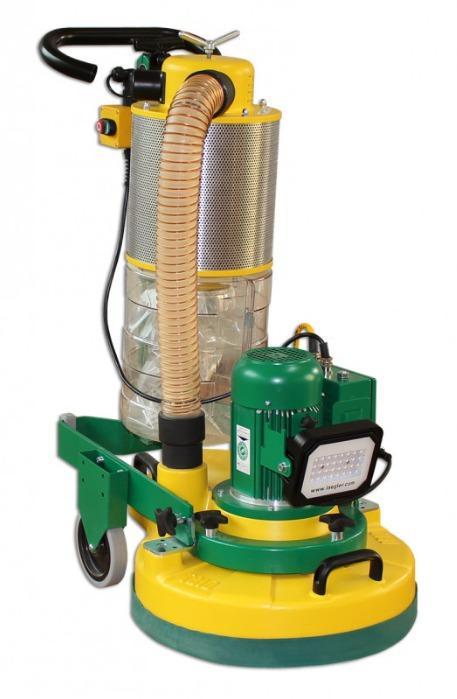 FLIP - The edge and corner sanding machine