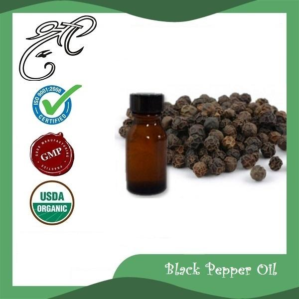 Organic Black Pepper Oil - USDA Organic