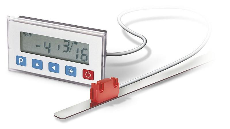测量显示器 MA503/2 - 测量显示器 MA503/2, 准绝对值式,独立电源LCD显示器,显示精确度10μm