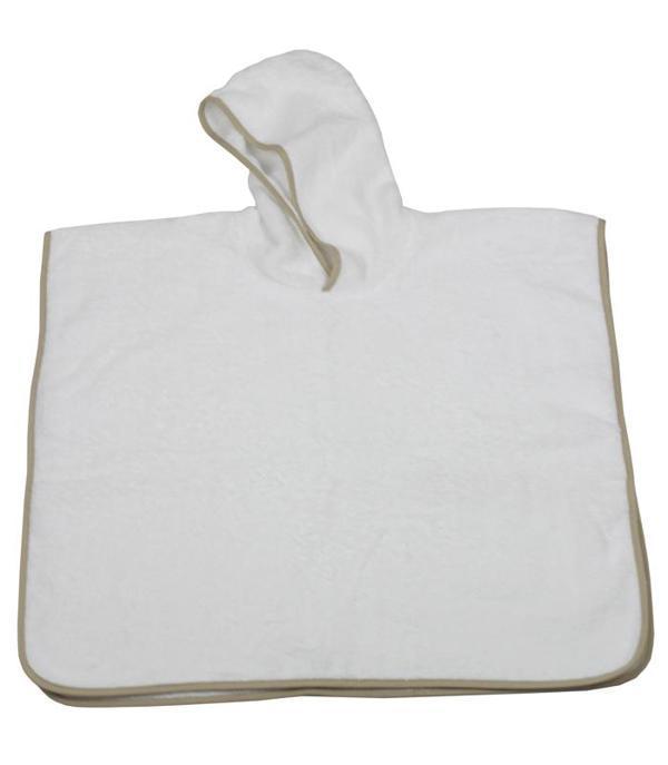 Poncho de banho para bebé -