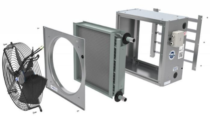 Aparaty grzewczo-wentylacyjne TOP - Aparaty grzewczo-wentylacyjne - Urządzenia ścienne i sufitowe