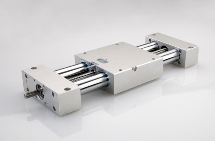 Unidades lineales - EP(X)-II - Ejes de doble tubo