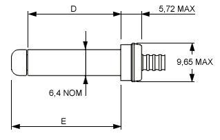 Blind rivet technology - BOM® - collar head