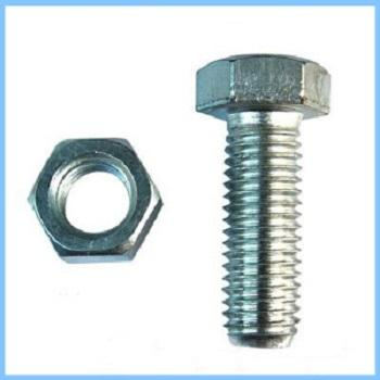 Inconel 600 Hex Bolts and Nuts - Inconel 600 Hex Bolts and Nuts