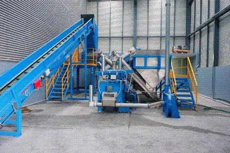 Recycling lines - Linhas de reciclagem e lavagem