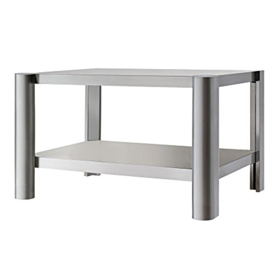Pizzeria - stainless steel stand for pizza oven CAB0025/DIG